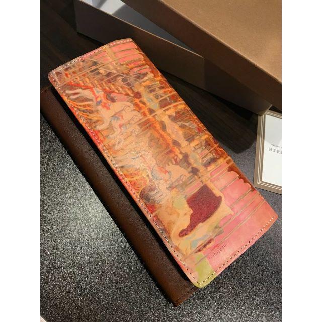 f5324c2694f8 アートヌメレザー 長財布 レディースのファッション小物(財布)の商品写真