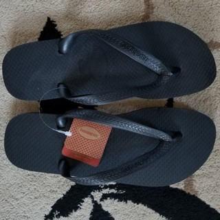 ハワイアナス(havaianas)のハワイアナス COLOR MIX ブラック 約27-27.5cm(41-42) (ビーチサンダル)