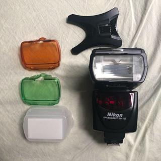 ニコン(Nikon)のムーコ様専用  SB-700 スピードライト(ストロボ/照明)
