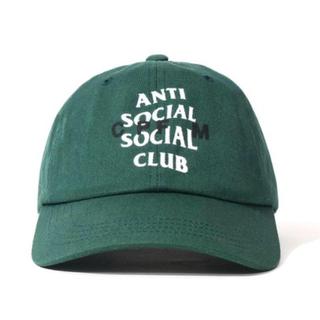 アンチ(ANTI)のanti social social club × CPFM キャップ(キャップ)
