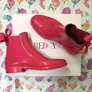 レッドヴァレンティノ(RED VALENTINO)のjamojamo様専用♡RED VALENTINO ♡ レインブーツ(レインブーツ/長靴)