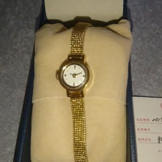 アッシュペーフランス(H.P.FRANCE)のinduna  アクセサリーウォッチ(腕時計)