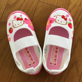 キティちゃん ASAHI 上靴