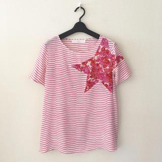 タクーン(Thakoon)のTHAKOO  ADDITION♡シルク100%プルオーバーシャツ(シャツ/ブラウス(半袖/袖なし))