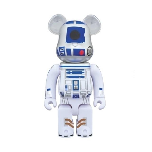 MEDICOM TOY(メディコムトイ)のBE@RBRICK  R2-D2 1000% エンタメ/ホビーのフィギュア(その他)の商品写真
