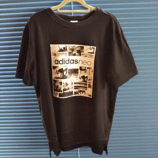 アディダス(adidas)のadidas メンズ Tシャツ Mサイズ(Tシャツ/カットソー(半袖/袖なし))