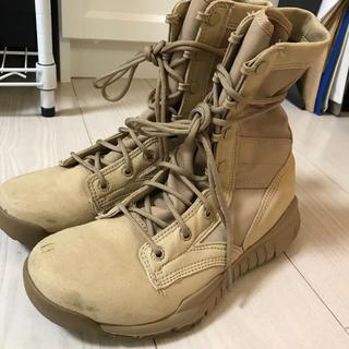 ナイキ(NIKE)のNIKE SFB 米軍 コンバットブーツ デザート(ブーツ)