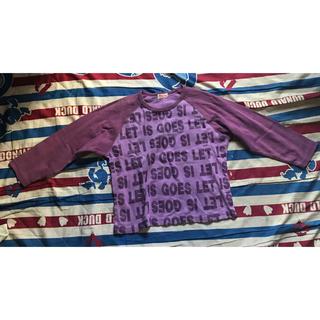 グレイル(GRL)のファッション スカート トップス ワンピース GRL INGNI Heather(Tシャツ/カットソー)