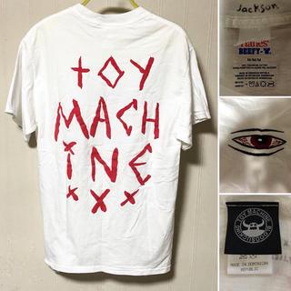 トイマシーン(Toy Machine)のTOY MACHINE × JACKSON MATISSE コラボ Tシャツ(Tシャツ/カットソー(半袖/袖なし))