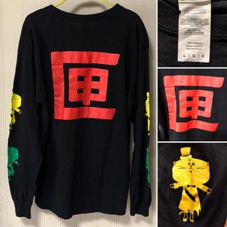 ビューティアンドユースユナイテッドアローズ(BEAUTY&YOUTH UNITED ARROWS)の10匣 TENBOX × virgil normal ロンT(Tシャツ/カットソー(七分/長袖))