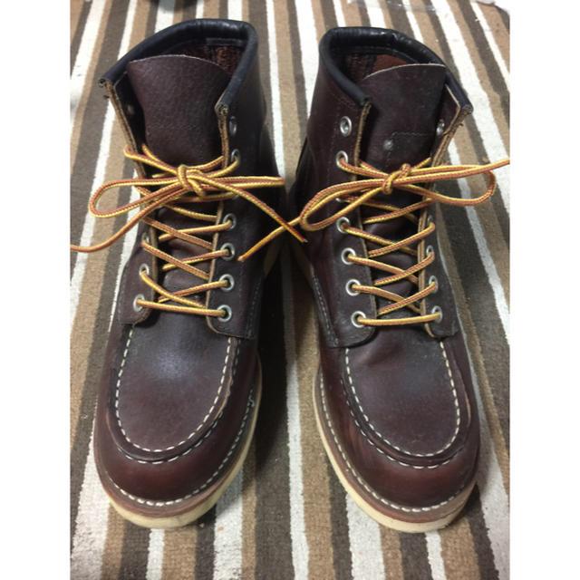 REDWING(レッドウィング)のREDWING ブーツ レディース レディースの靴/シューズ(ブーツ)の商品写真