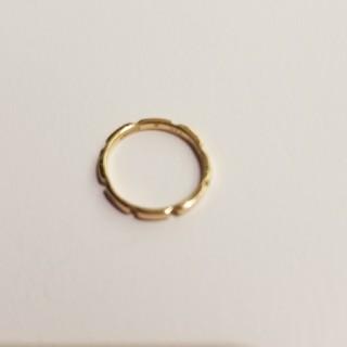 モーブッサン mauboussin 18金pg(リング(指輪))