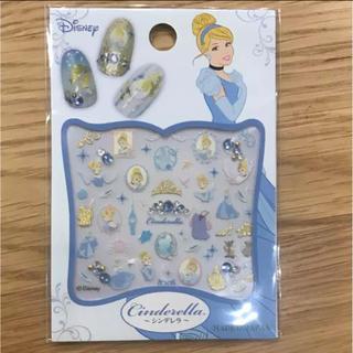 ディズニー(Disney)のネイルシール☆シンデレラ(ネイル用品)