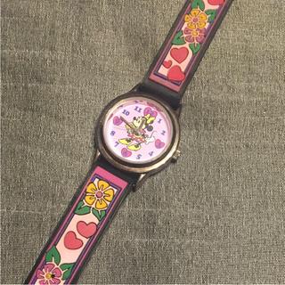 ディズニー(Disney)のDisney正規品 ミニーマウス  腕時計 JAPAN MOVT(腕時計)