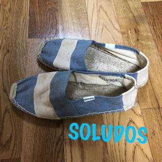 ソルドス(SOLUDOS)のSOLUDOS スリッポン(スリッポン/モカシン)