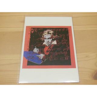 アンディウォーホル(Andy Warhol)の【新品・未使用品】Andy Warhol アンディ・ウォーホル ポストカード4枚(切手/官製はがき)
