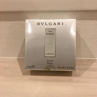 ブルガリ(BVLGARI)のブルガリソープ 石鹸(ボディソープ / 石鹸)