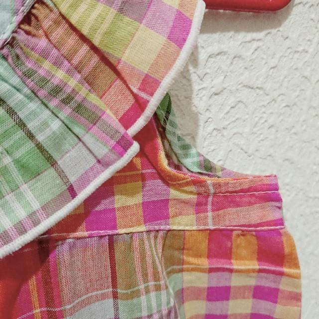 しまむら(シマムラ)の新品 しまむら キッズ トップス♥️110cm キッズ/ベビー/マタニティのキッズ服 女の子用(90cm~)(Tシャツ/カットソー)の商品写真