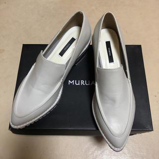 ムルーア(MURUA)のMURUA タンクソールローファー(ローファー/革靴)