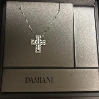 ダミアーニ(Damiani)のダミアーニ  ベルエポック ネックレス ホワイトゴールド 18k damiani(ネックレス)