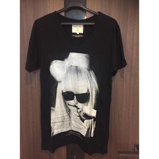 イレブンパリ(ELEVEN PARIS)のELEVEN PARIS レディ・ガガ 別注 限定 LOVELESS メンズ S(Tシャツ/カットソー(半袖/袖なし))