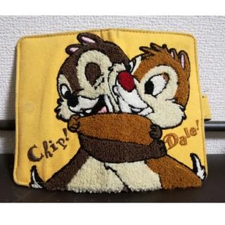 チップアンドデール(チップ&デール)の相良織り チップとデール スマホケース(モバイルケース/カバー)