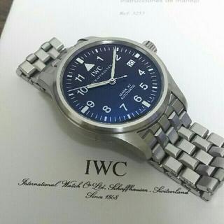 インターナショナルウォッチカンパニー(IWC)のIWC マーク 15 markXV 325301(腕時計(アナログ))