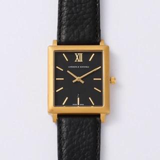 アパルトモンドゥーズィエムクラス(L'Appartement DEUXIEME CLASSE)のrunaaroma様専用■ LARSSON&JENNINGS 腕時計 ウォッチ(腕時計)