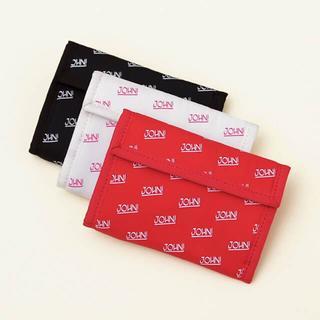 アンダーカバー(UNDERCOVER)の新品 正規品アンダーカバー財布undercover レッド(折り財布)