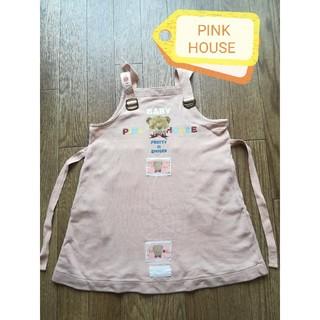 ピンクハウス(PINK HOUSE)のBABY PINK HOUSE ベビーピンクハウス くま★(ワンピース)