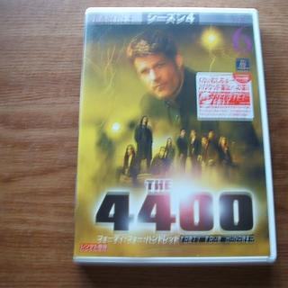 ★ジャンク!DVD(レンタル落ち)【The 4400/シーズン4(6)】(TVドラマ)