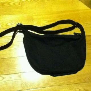 ムジルシリョウヒン(MUJI (無印良品))の無印良品 コットンショルダーバッグ(ショルダーバッグ)