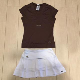 アディダス(adidas)のテニスウェアー*レディース*Mサイズ(ウェア)