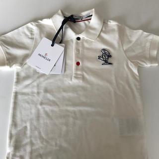 モンクレール(MONCLER)のモンクレール kids ポロシャツ(Tシャツ/カットソー)