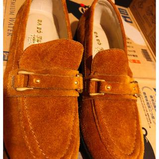 サヴァサヴァ(cavacava)のcava cava 靴 使用試着のみ(ローファー/革靴)