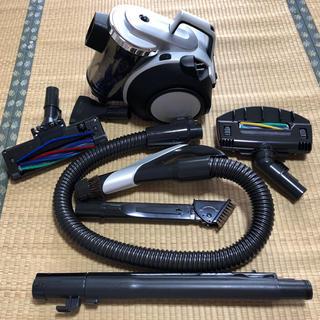 ミツビシデンキ(三菱電機)のあぶらはむさん専用  三菱 風神 TCZXE30P  ホワイト ほぼ未使用品(掃除機)