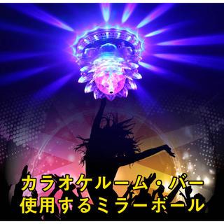 LED花柄ミラーボール 舞台照明 レーザー(プロジェクター)