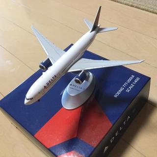デルタ航空 模型