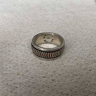 14K リング(6号) Silver925(リング(指輪))