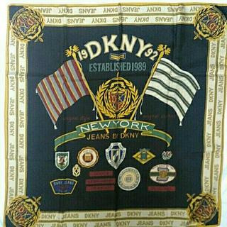 ダナキャランニューヨークウィメン(DKNY WOMEN)のDKNY  スカーフ(バンダナ/スカーフ)