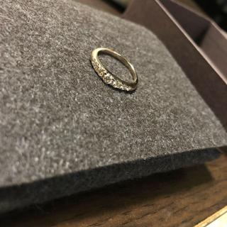 カシケイ ブラウンダイヤ リング(リング(指輪))