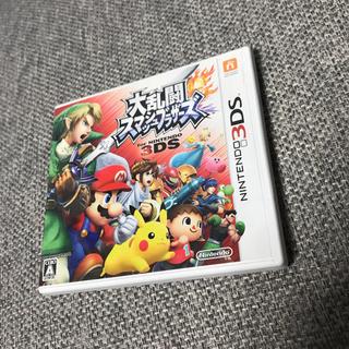ニンテンドー3DS(ニンテンドー3DS)の3DS 大乱闘スマッシュブラザーズ3ds(家庭用ゲームソフト)