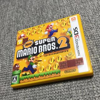 ニンテンドー3DS(ニンテンドー3DS)の3DS マリオブラザーズ2(家庭用ゲームソフト)