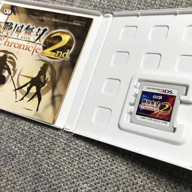 ニンテンドー3DS(ニンテンドー3DS)の3DS 戦国無双2 エンタメ/ホビーのゲームソフト/ゲーム機本体(家庭用ゲームソフト)の商品写真