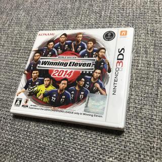 ニンテンドー3DS(ニンテンドー3DS)の3DS ウイイレ2014(家庭用ゲームソフト)