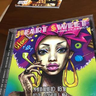 送料込 J  R &B classics heart sweet mixcd