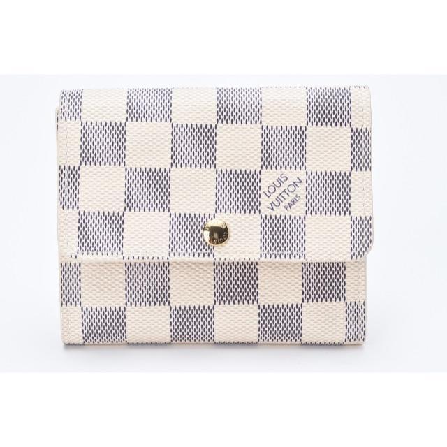 new product 44615 15758 ヴィトンポルトフォイユ アナイス ダミエ 三つ折り財布 バッグ同時開催中!