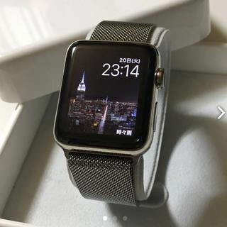 アップルウォッチ(Apple Watch)のApple Watch  未使用品(腕時計(デジタル))