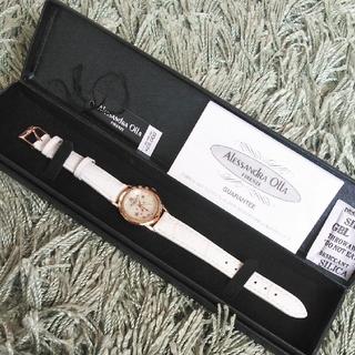 アレッサンドラオーラ(ALESSANdRA OLLA)の美品 腕時計 アレッサンドラオーラ(腕時計)