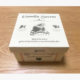ガミラシークレット(Gamila secret)のガミラシークレット ゼラニウム ソープ 石鹸(ボディソープ / 石鹸)